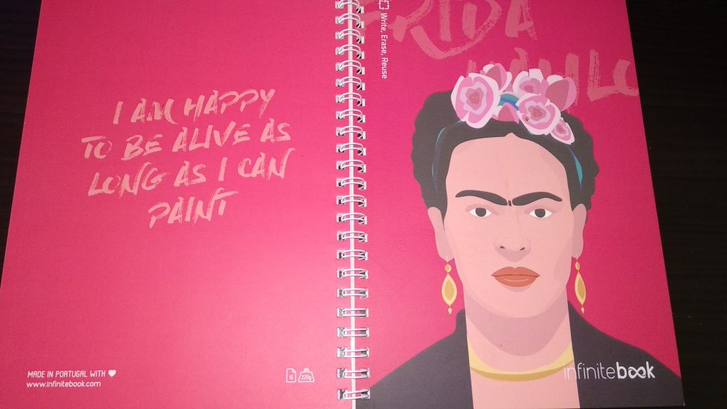 Infinitebook - Frida Kahlo Genius Edition