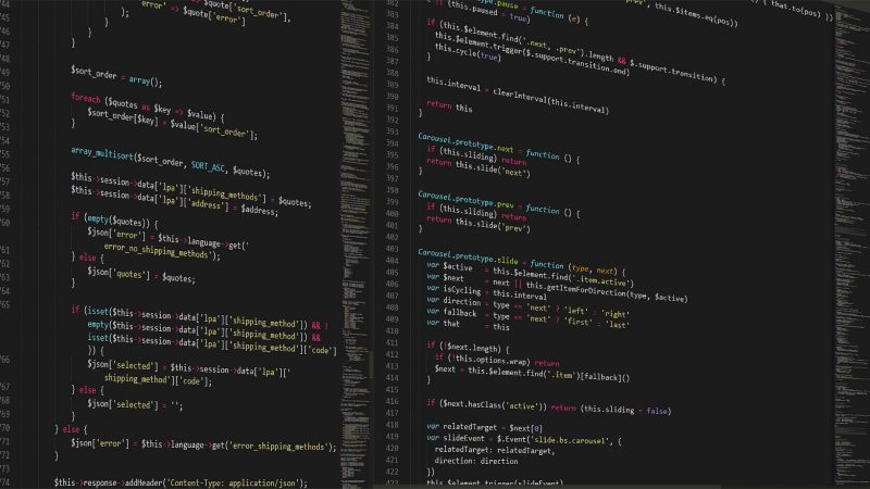 10 programming tips for new web developers